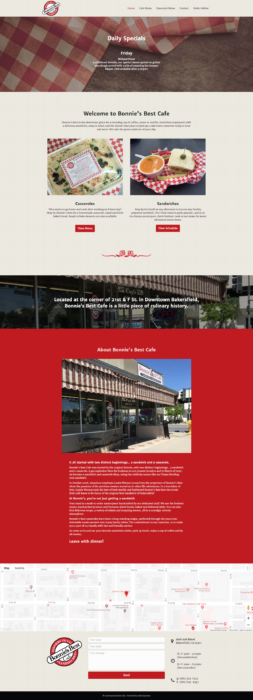website-design-bonnies-homepage