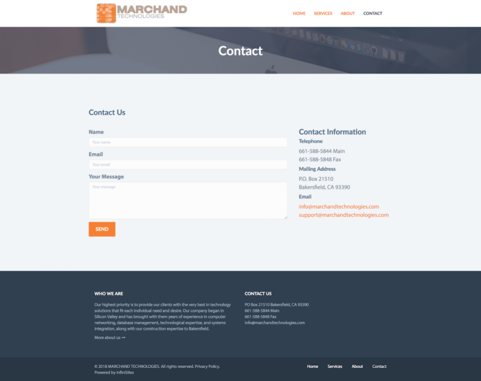 website-design-marchand-contact