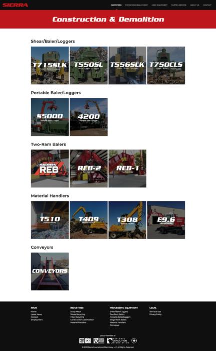website-design-sierra-construction