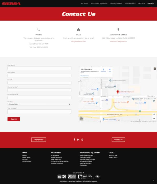 website-design-sierra-contact