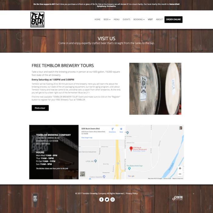 website-design-temblor-visit